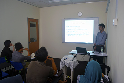 Seminar Home Tuisyen Train The Tutor Sesi 3